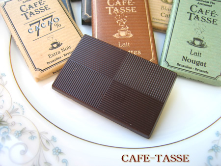 カフェタッセ チョコレート